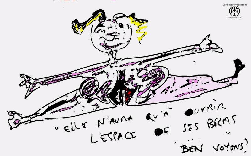 David Noir - Scrap carte